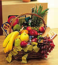 Gourmet Fruit BasketWVTF155-1